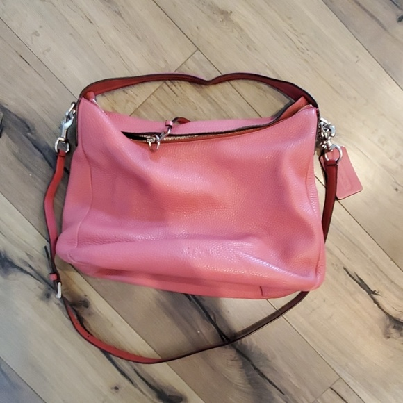 Coach Handbags - Coach Bleeker Sulivan Hobo - Pebbled Leather